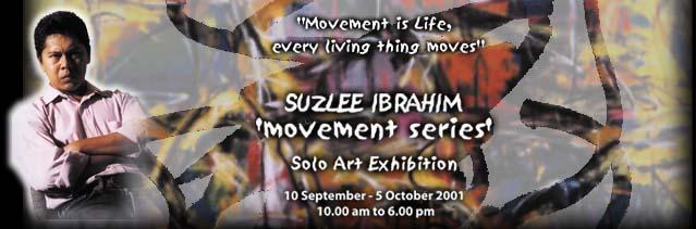 suzlee ibrahim : pure abstract painter